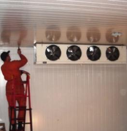 Подберем лучшее холодильное оборудование для промышленности. Поможем в эксплуатации!