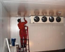 Будівництво холодильного обладнання «під ключ», Україна, Київ