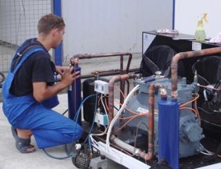 Пусконаладочные работы промышленного холодильного оборудования
