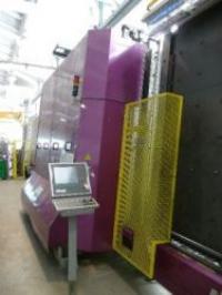 Склопакетна лінія Lisec 2500*3500 з газовим пресом і роботом герметизації (2004 рік)