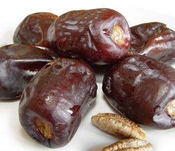 Замовляйте натуральні сухофрукти оптом: фініки з Тунісу