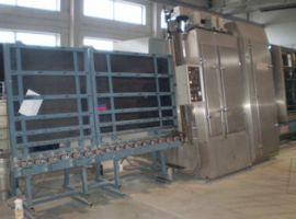 Лінія для виробництва склопакетів Lisec LV25/16HLP