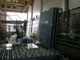Полностью завод для производства стеклопакетов Lisec
