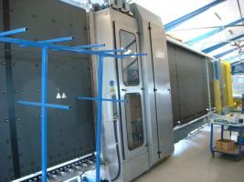 Склопакетна лінія Lisec 2500Х3500 (2002 рік)