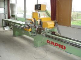 Оборудование для производства ПВХ (металлопластиковых) окон и стеклопакетов