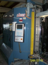 Склопакетна лінія Lisec 1600 Х 2500 з газовим пресом