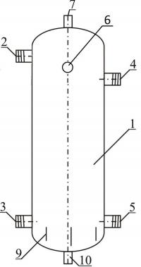Гидравлическая стрелка HS с резьбовым подключением, Украина, Львов