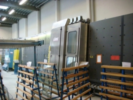 Комплект обладнання для виробництва склопакетів Lisec 1998-2004 рік