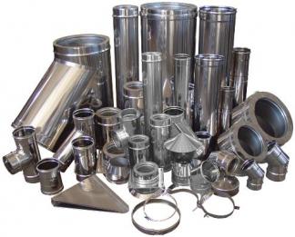 Димарі з нержавіючої сталі: краще рішення для опалювальної системи