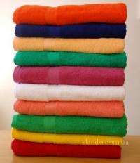 Производитель предлагает: махровые полотенца оптом