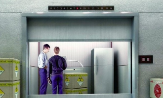 Вантажний ліфт - вантажопідйомність до 250 кг