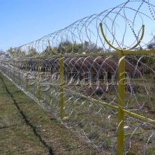 Єгоза Кайман 500/5 спіральний бар'єр СББ і надійний захист на довгі роки гарантовано!