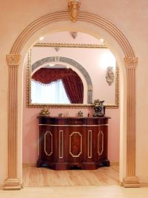 Оформлення стін у вітальні — здивуйте своїх гостей вишуканістю інтер'єру!