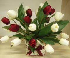 Купити штучні квіти в Україні. Краща ціна на штучні квіти