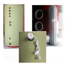 Реализуем бойлеры косвенного нагрева, Украина, СНГ. Производитель KHT-heating