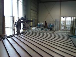 Зварювально-зачисна лінія KMW A4PH-3828-2,0