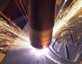 Лазерная резка листового нержавеющего металла