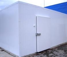 Підбір промислових холодильних камер - 100% гарантія довговічності!