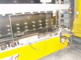 Склопакетна лінія Lisec 2500 Х 3500 з газовим пресом
