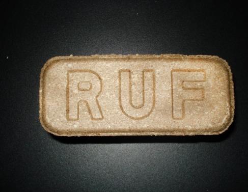 Здійснюємо виробництво паливних брикетів Руф