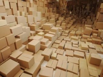 Замовити картонні коробки оптом можна тут