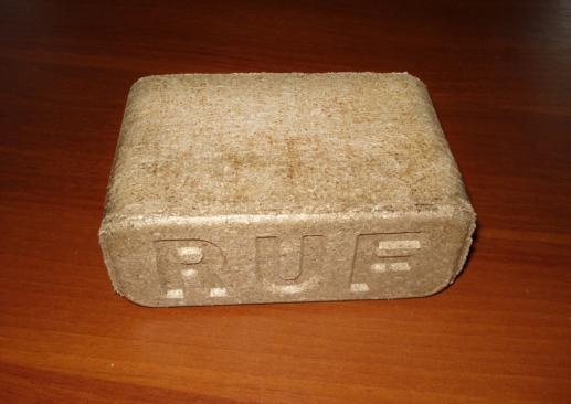 Fuel briquettes, Ukraine