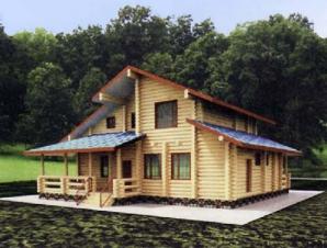 Втілюємо в життя найсміливіші проекти дерев'яних котеджів!