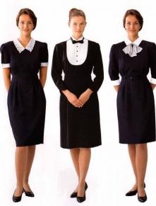 Новые модели одежды для персонала гостиниц