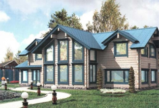 Мы построим надежно дом из бруса в Луцке!