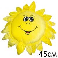 Продается мягкая игрушка-подушка Солнышко