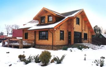Строим деревянные дома в Ковеле. Цена - доступная каждому!