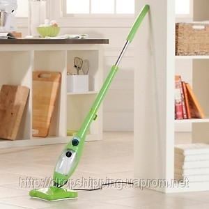 Спростіть своє прибирання! Парова швабра h2o х5