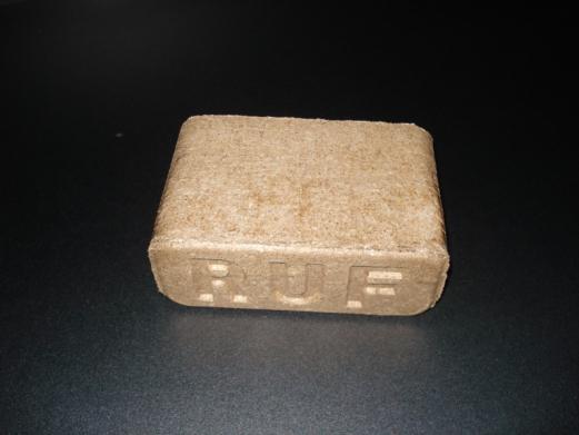 Пропонуємо брикети з тирси (Руф) — для будь-яких видів котлів