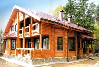 Найкращі проекти будинків з дерева можна замовити тут