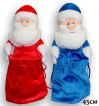 М'яка іграшка Дід Мороз. Найкраща ціна!