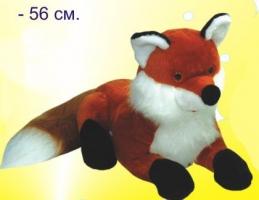 Продається м'яка іграшка Лисиця