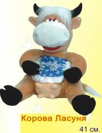 М'яка іграшка Корова (Україна)