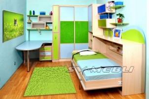 Шафа-ліжко для дитячої - все найкраще дітям!