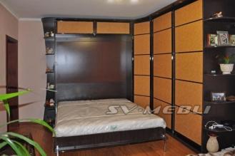 Горизонтальная кровать-трансформер. Узнайте, где выгодно покупать в Киеве