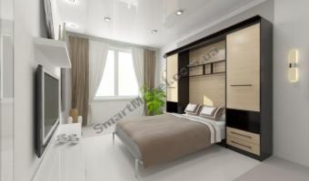 Откидная кровать на заказ - для тех, кто ценит стиль!