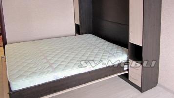 Шафа-ліжко трансформер - підійде практично всім!