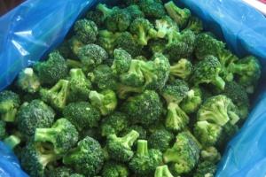 Замороженная капуста брокколи: оптом дешевле