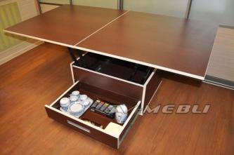 Розкладний стіл-трансформер - меблі потрібні у кожному домі!