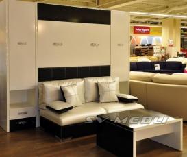 Шкаф-кровать с подъемным механизмом. А вы уже купили?