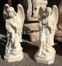Скульптура Ангел допоможе в оформленні могили