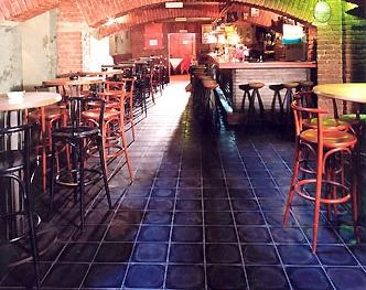 Плитка базальтова від виробника: для барів та кафе. Сертифікована