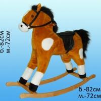 Продається м'яка іграшка-гойдалка Кінь (Україна)