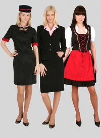 Униформа для вашего магазина от TM Skrella