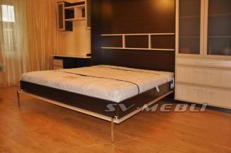 Оцініть справжній комфорт! Двоспальні ліжка-трансформери