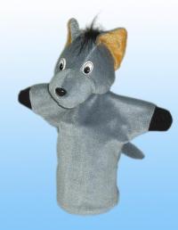 Ляльки-рукавички для домашнього театру